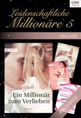eBundles: Leidenschaftliche Millionäre 5, Sara Craven, Michelle Reid, Jessica Steele, Julie Leto