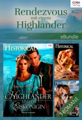 eBundles: Rendezvous mit einem Highlander, TERRI BRISBIN, Michelle Willingham, Joanne Rock