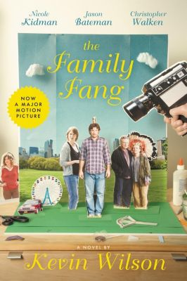 Ecco: The Family Fang, Kevin Wilson