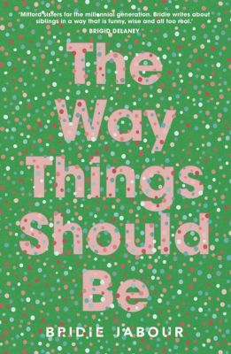 Echo: The Way Things Should Be, Bridie Jabour