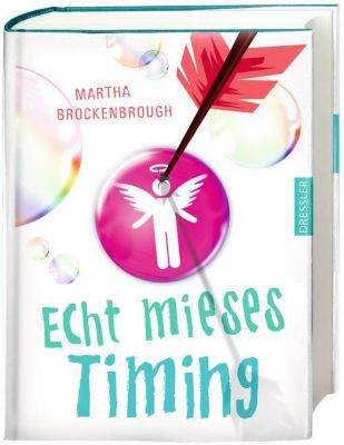 Echt mieses Timing, Martha Brockenbrough