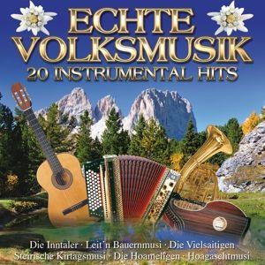 Echte Volksmusik - Instrumental, Various