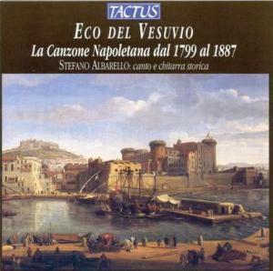 Eco del Vesuvio, Stefano Albarello
