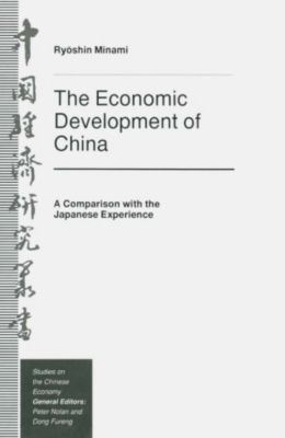Economic Development of China, Ryoshin Minami, trans Wenran Jiang