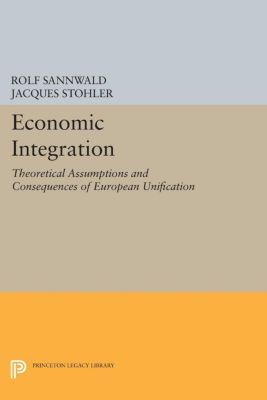 Economic Integration, Jacques Stohler, Rolf Sannwald