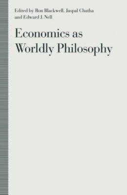 Economics as Worldly Philosophy