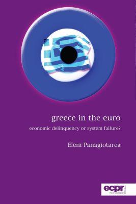 ECPR Press: Greece in the Euro, Eleni Panagiotarea
