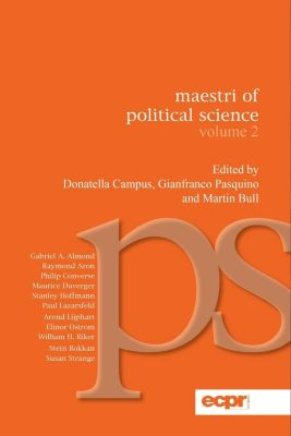 ECPR Press: Maestri of Political Science