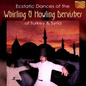 Ecstatic Dances Of The Whirlin, Diverse Interpreten