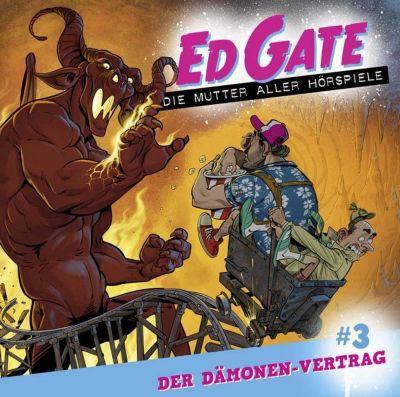 Ed Gate - Folge 03, 1 Audio-CD, Dennis Kassel