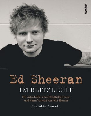 Ed Sheeran - Christie Goodwin |