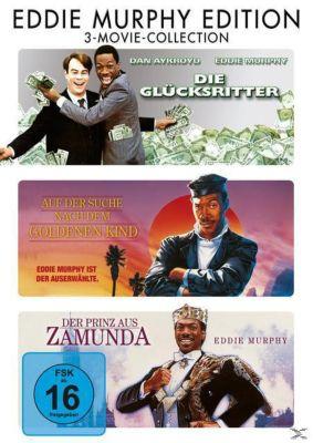 Eddie Murphy Edition: 3-Movie-Collection, Jamie Lee Curtis,Charles Dance Dan Aykroyd