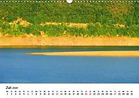 Edersee - Landschaftsformen bei Niedrigwasser (Wandkalender 2019 DIN A3 quer) - Produktdetailbild 4