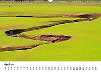 Edersee - Landschaftsformen bei Niedrigwasser (Wandkalender 2019 DIN A3 quer) - Produktdetailbild 11