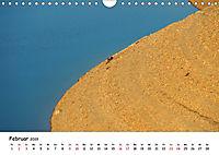 Edersee - Landschaftsformen bei Niedrigwasser (Wandkalender 2019 DIN A4 quer) - Produktdetailbild 2