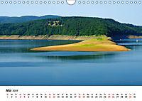 Edersee - Landschaftsformen bei Niedrigwasser (Wandkalender 2019 DIN A4 quer) - Produktdetailbild 5