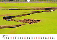 Edersee - Landschaftsformen bei Niedrigwasser (Wandkalender 2019 DIN A4 quer) - Produktdetailbild 4