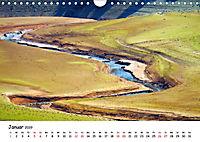 Edersee - Landschaftsformen bei Niedrigwasser (Wandkalender 2019 DIN A4 quer) - Produktdetailbild 1
