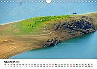 Edersee - Landschaftsformen bei Niedrigwasser (Wandkalender 2019 DIN A4 quer) - Produktdetailbild 11