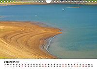 Edersee - Landschaftsformen bei Niedrigwasser (Wandkalender 2019 DIN A4 quer) - Produktdetailbild 12