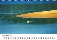 Edersee - Landschaftsformen bei Niedrigwasser (Wandkalender 2019 DIN A2 quer) - Produktdetailbild 9