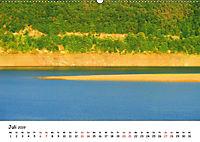 Edersee - Landschaftsformen bei Niedrigwasser (Wandkalender 2019 DIN A2 quer) - Produktdetailbild 7