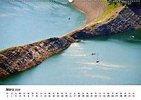 Edersee - Landschaftsformen bei Niedrigwasser (Wandkalender 2019 DIN A2 quer) - Produktdetailbild 3