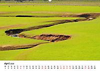 Edersee - Landschaftsformen bei Niedrigwasser (Wandkalender 2019 DIN A2 quer) - Produktdetailbild 4