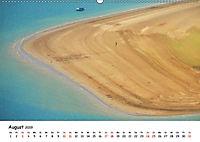 Edersee - Landschaftsformen bei Niedrigwasser (Wandkalender 2019 DIN A2 quer) - Produktdetailbild 8