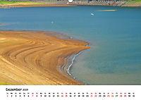 Edersee - Landschaftsformen bei Niedrigwasser (Wandkalender 2019 DIN A2 quer) - Produktdetailbild 12