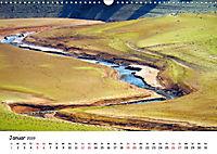 Edersee - Landschaftsformen bei Niedrigwasser (Wandkalender 2019 DIN A3 quer) - Produktdetailbild 1