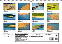 Edersee - Landschaftsformen bei Niedrigwasser (Wandkalender 2019 DIN A3 quer) - Produktdetailbild 13