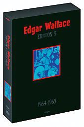 Edgar Wallace - Edition 5, Edgar Wallace