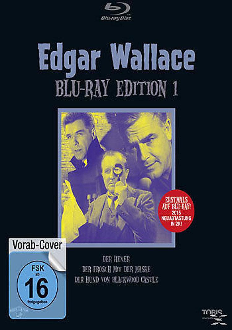 Edgar Wallace Edition Bluray Box Blu Ray Bei Weltbild De Kaufen
