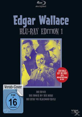 edgar wallace edition bluray box blu ray bei. Black Bedroom Furniture Sets. Home Design Ideas