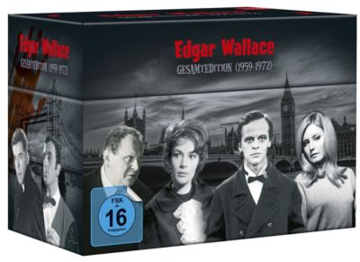 Edgar Wallace - Gesamtedition, Edgar Wallace