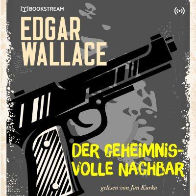 Edgar Wallace und der Fall: Der geheimnisvolle Nachbar, Edgar Wallace
