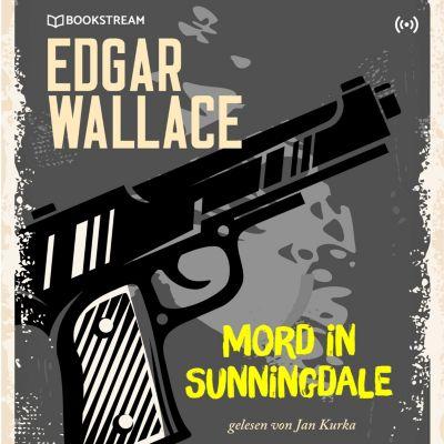 Edgar Wallace und der Fall: Mord in Sunningdale, Edgar Wallace
