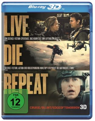 Edge of Tomorrow - 3D-Version
