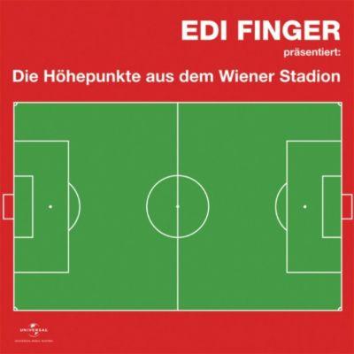 Edi Finger - Höhepunkte aus dem Wiener Stadion, Edi Finger