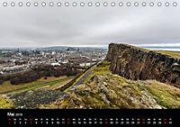 EDINBURGH. Blick. Licht. Wetter. (Tischkalender 2019 DIN A5 quer) - Produktdetailbild 5