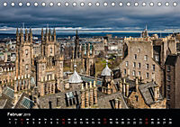 EDINBURGH. Blick. Licht. Wetter. (Tischkalender 2019 DIN A5 quer) - Produktdetailbild 2