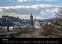 EDINBURGH. Blick. Licht. Wetter. (Tischkalender 2019 DIN A5 quer) - Produktdetailbild 6
