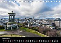 EDINBURGH. Blick. Licht. Wetter. (Tischkalender 2019 DIN A5 quer) - Produktdetailbild 10