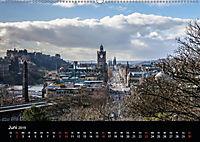 EDINBURGH. Blick. Licht. Wetter. (Wandkalender 2019 DIN A2 quer) - Produktdetailbild 6