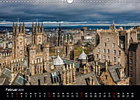 EDINBURGH. Blick. Licht. Wetter. (Wandkalender 2019 DIN A3 quer) - Produktdetailbild 2