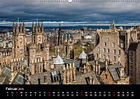 EDINBURGH. Blick. Licht. Wetter. (Wandkalender 2019 DIN A2 quer) - Produktdetailbild 2