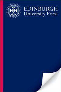 Edinburgh Companion to Contemporary Scottish Literature