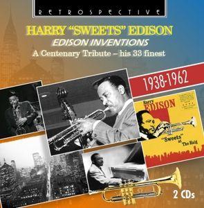 Edison Inventions, Harry Edison