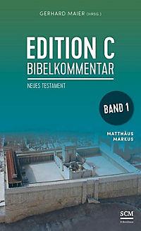 Edition C Bibelkommentar, Neues Testament, Gesamtausgabe im Schuber - Produktdetailbild 1